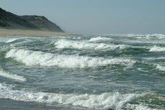 Ondes d'océan Images stock
