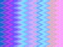 Ondes de gradient illustration stock