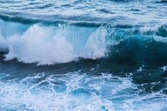 Ondes de la mer photos libres de droits