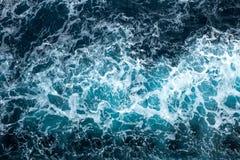 Ondes de mer Images stock