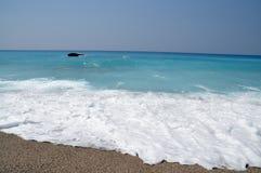 Ondes de plage photos libres de droits