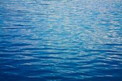 Ondes de rivière Images libres de droits