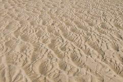 ondes de sable Photos libres de droits