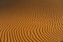 Ondes de sable image libre de droits