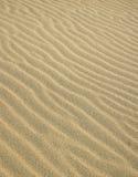 ondes de sable Images libres de droits