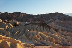 Ondes de sable molles Images stock