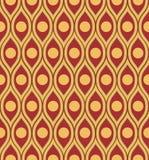 Ondes et cercles Image stock