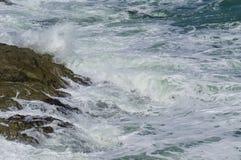 Ondes orageuses Photo libre de droits