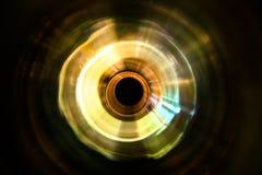 Ondes sonores dans l'obscurité Image libre de droits