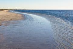 Ondiep water - SE van Kingston Royalty-vrije Stock Fotografie