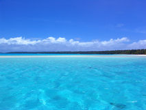 Ondinha tropical Foto de Stock