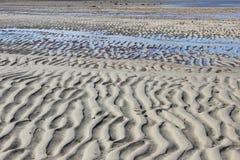 Ondinhas da areia fotografia de stock royalty free
