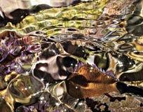 Ondinhas da associação da maré Foto de Stock Royalty Free