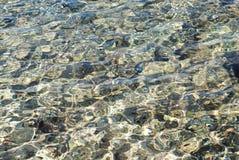 Ondinhas do Mar Vermelho Foto de Stock