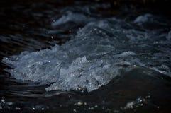 Ondinhas em The Creek Imagens de Stock
