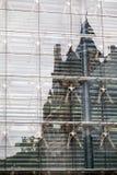 ONDON, het UK, Biologiemuseum - de bouw en details Stock Afbeeldingen