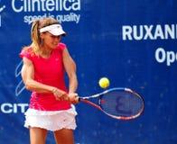 Ondraskova à l'événement de WTA à Bucarest Images libres de droits