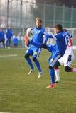 Ondrej Kusnir - Slovan Liberec Royalty Free Stock Image
