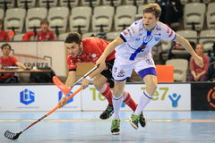 Ondrej Mikes - floorball Stock Photography