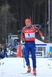 Ondrej Moravec - biathlon Royalty Free Stock Image