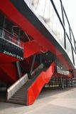 Ondrej Nepela's Stadium in Bratislava, Slovakia Royalty Free Stock Photography