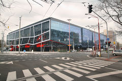 Ondrej Nepela's Stadium in Bratislava, Slovakia Stock Photography