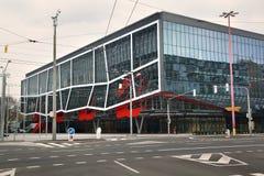 Ondrej Nepelas Stadion in Bratislava, Slowakei Stockfoto