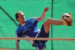 Ondrej Pachman - footballtennis Stock Images