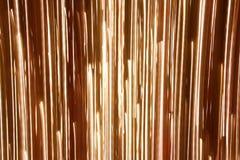 Onduidelijk beeld van de lichten van Kerstmis Royalty-vrije Stock Foto's