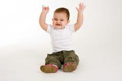 Ondulação do bebê Fotos de Stock Royalty Free