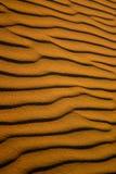Ondulaciones de la arena Fotografía de archivo libre de regalías