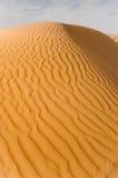 Ondulaciones de la duna Foto de archivo libre de regalías