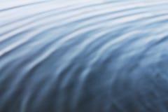 Ondulaciones del agua Fotos de archivo libres de regalías