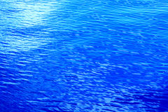 Ondulation de mer Photographie stock