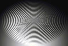 Ondulations de gradient Photo libre de droits