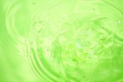 Ondulations de l'eau Images libres de droits