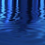 Ondulations de l'eau Photographie stock