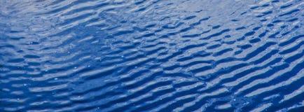 Ondulazioni dell'acqua Fotografia Stock Libera da Diritti