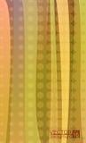 Ondulez les lignes ENV arrière 10 (87) .jpg de vert Photographie stock libre de droits