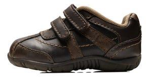 One baby shoe Stock Photo