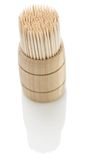 One barrel of toothpicks Royalty Free Stock Image