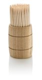 One barrel of toothpicks Royalty Free Stock Photography