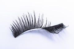 One bent false eyelash Royalty Free Stock Image