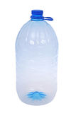 One big bottle of water (Clipping path) Stock Photography