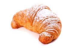 One big croissant Stock Image