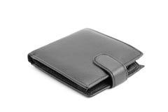 One black purse Royalty Free Stock Photos