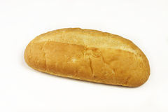 One bread roll Royalty Free Stock Image