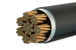 One cable Royalty Free Stock Photos