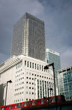 One Canada Square Royalty Free Stock Images