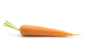 One carrot Stock Photos